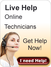 Live technical help on-line